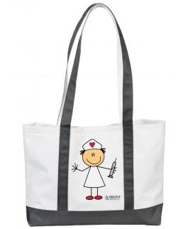 Grote Canvas Tas Stick Nurse