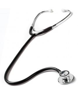 Stethoscoop Dual Head Zwart