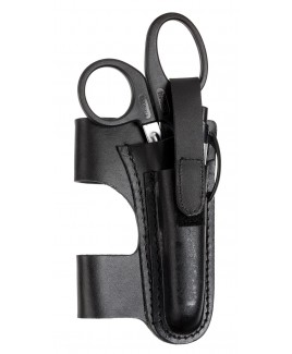 Leder Riem Holster Set
