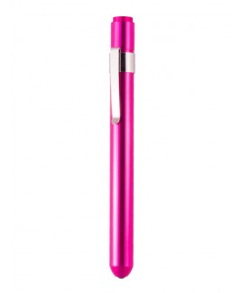 Penlight/Pupillampje LED Roze